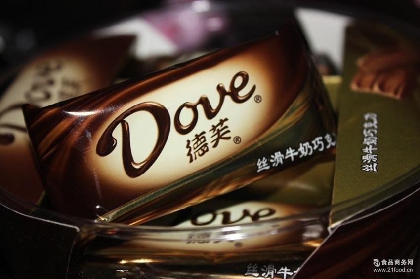 德芙丝滑牛奶巧克力84g袋装 特价德芙 休闲零食糖果多种口味批发