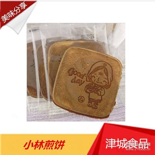 批发小林煎饼干台湾风味特产零食大甲名产吉祥煎饼115g*18盒
