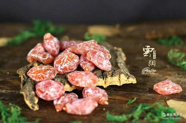 供应散装 蜜饯 批发 【10斤/袋】红瓜子梅