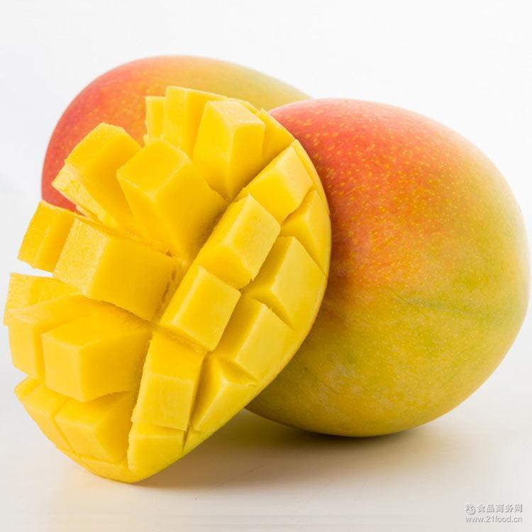 澳洲芒果芒果 新鲜热带水果 原生态水果批发 香甜多汁大芒果10斤