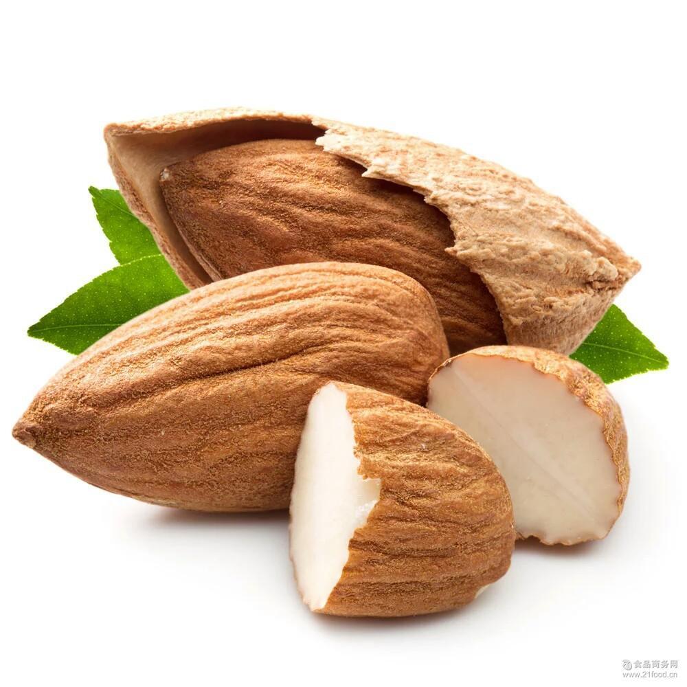 新疆特产薄皮巴旦木奶香椒盐营养健康零食