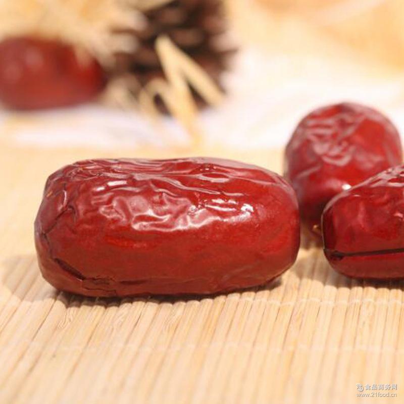 肉多核小产地干果甜食 精选新疆若羌灰枣四级箱装10kg 新货*