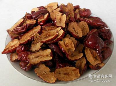 全国批发配送 沧州金丝小枣片干烤干型豆浆枣糕泡茶专用