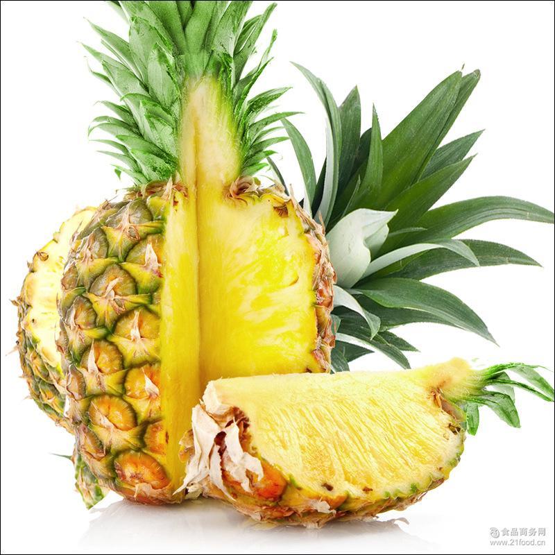 正宗海南菠萝凤梨香水菠萝热带新鲜水果5斤货源支持一件代发