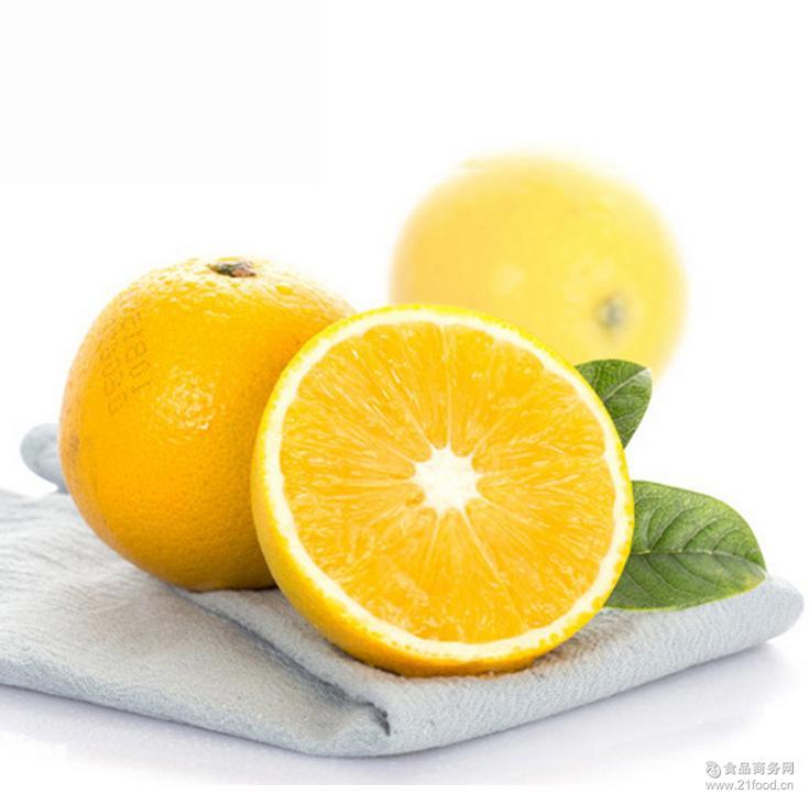 新鲜水果可榨汁1000kg批发 玉溪供销 云南玉溪冰糖橙甜橙子
