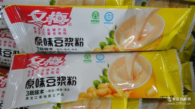 一箱10斤 冬梅长条豆浆粉 黑龙江*产品