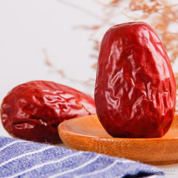 新疆特产四*和田枣500g 新疆红枣和田玉枣 厂家直销红枣批发