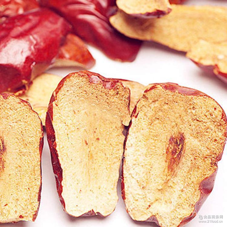 和田枣片 厂家直销 新疆特产阿克苏红枣干 无核酥脆大枣休闲食品