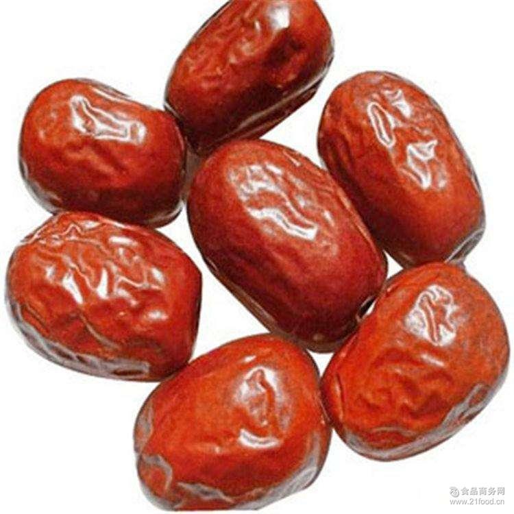 新疆和田特级骏枣 厂家直销 年货*水果 鲜枣批发售卖