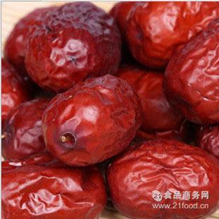 新疆特产若羌红枣 低价批发 免洗原产地* 特级灰枣10kg一箱
