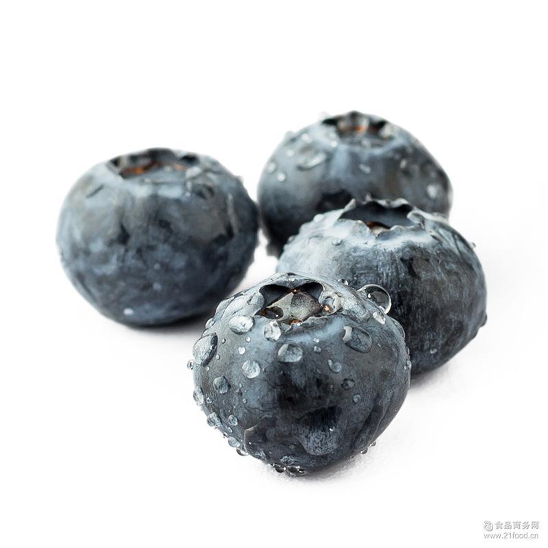 新鲜水果 【新发地水果】原箱新鲜蓝莓12盒(约125g/盒) 进口蓝莓