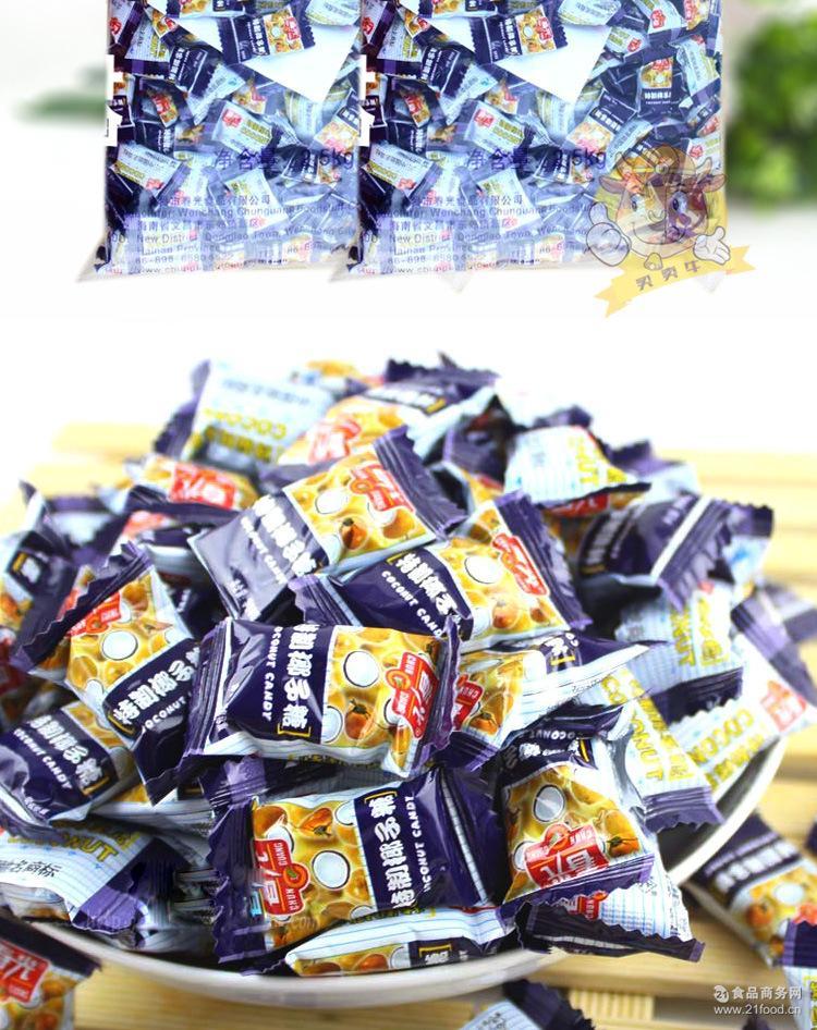 春光食品 海南特产 糖果 春光特制椰子糖5斤装