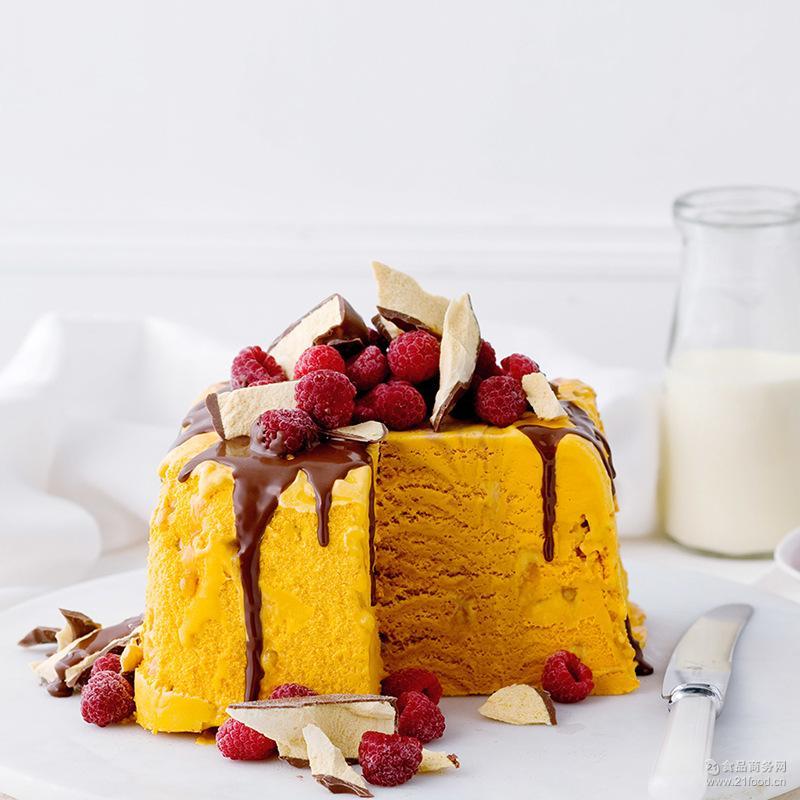 绿研玉米蛋糕预拌粉 2kg装 手工制作甜点烘焙原料 diy