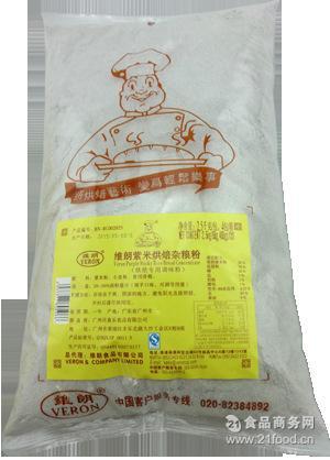 花式面包预拌粉 面包 维朗亚麻籽烘焙杂粮粉 烘焙原料 蛋糕欧式