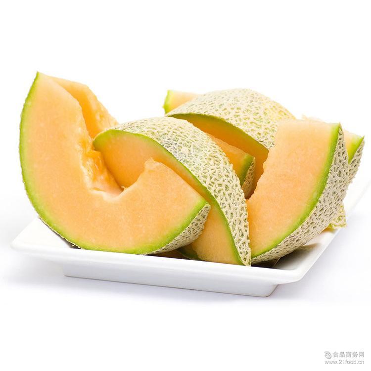 正宗新疆哈密瓜西州蜜瓜25号产地直供包邮新鲜水果香瓜甜瓜批发
