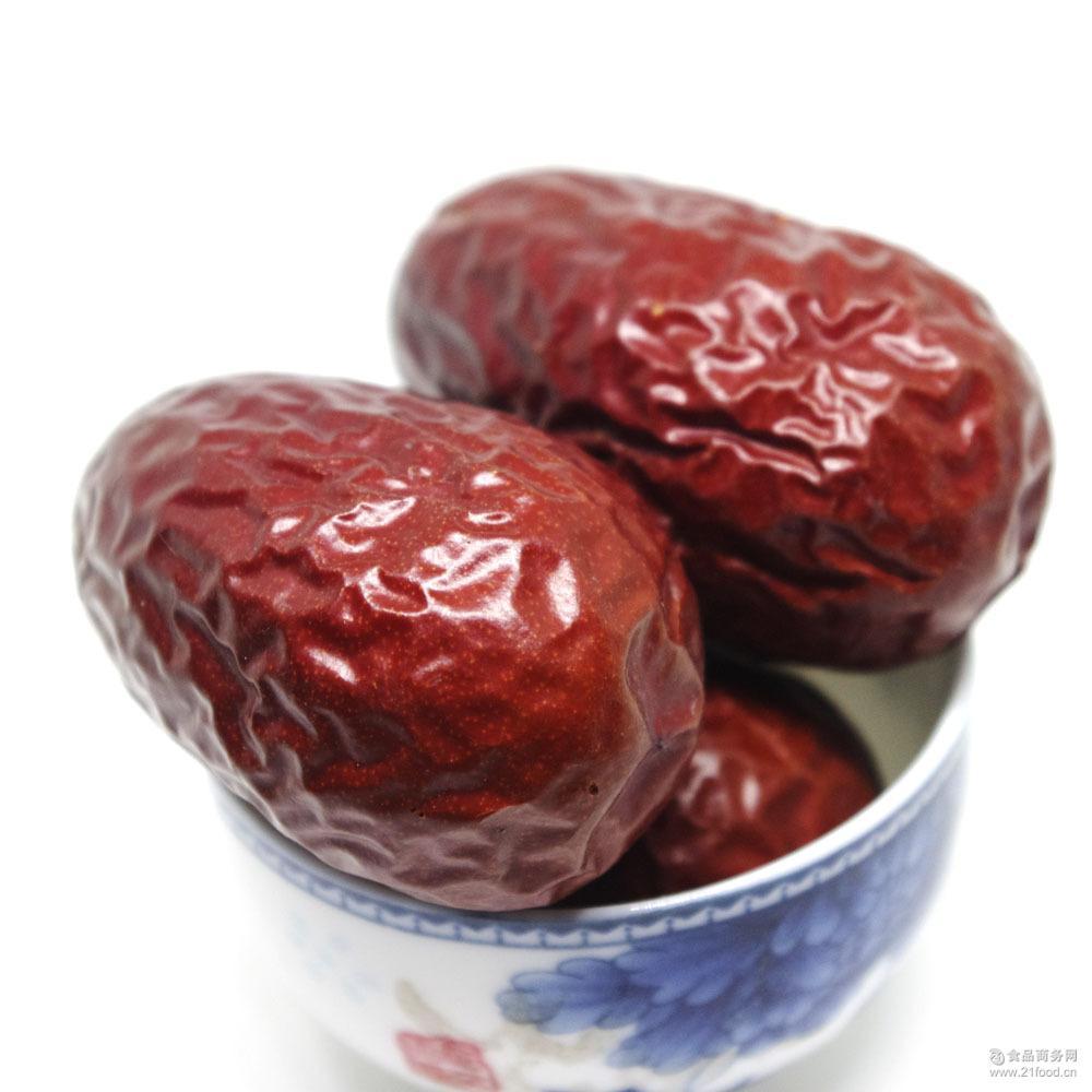 新疆红枣 零食 特级大枣 500g 和田玉枣 批发 特产干果 产地直发