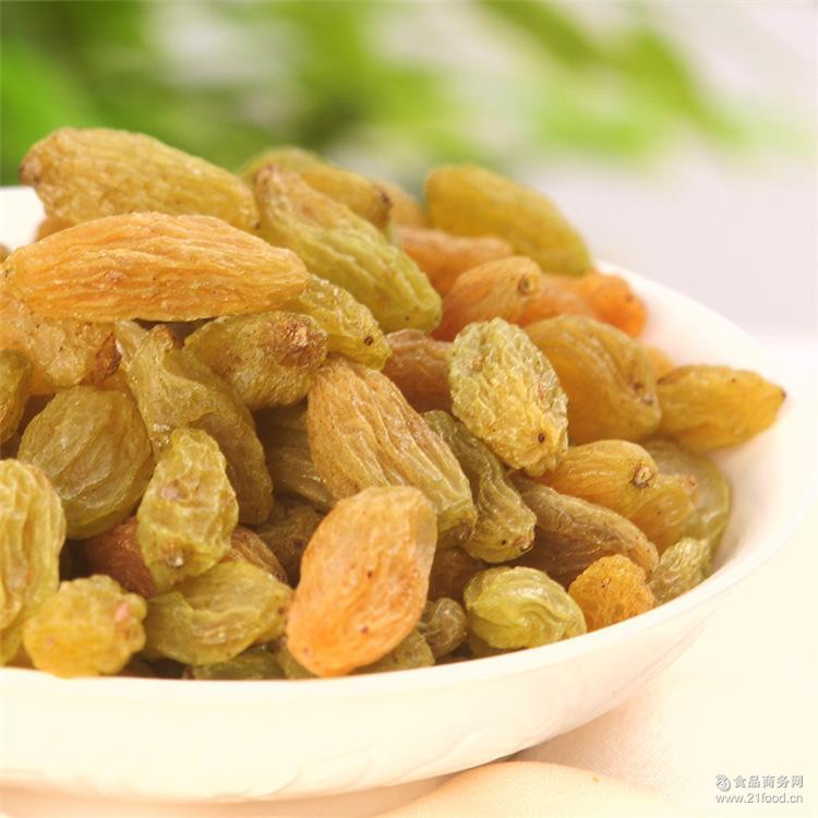 厂家直销 一件代发 新疆特产吐鲁番黄香妃葡萄干休闲零食