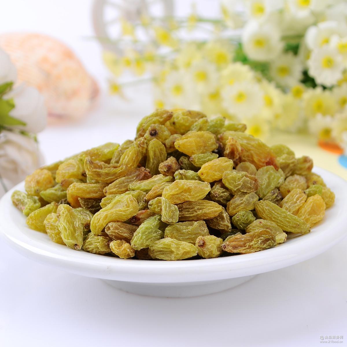 新疆特产葡萄干 新货上市产地直销散装500g批发 吐鲁番绿香妃