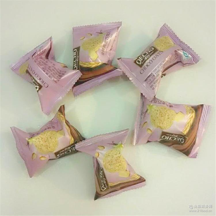 雀巧金喜鹊*燕麦巧克力结婚喜糖零食