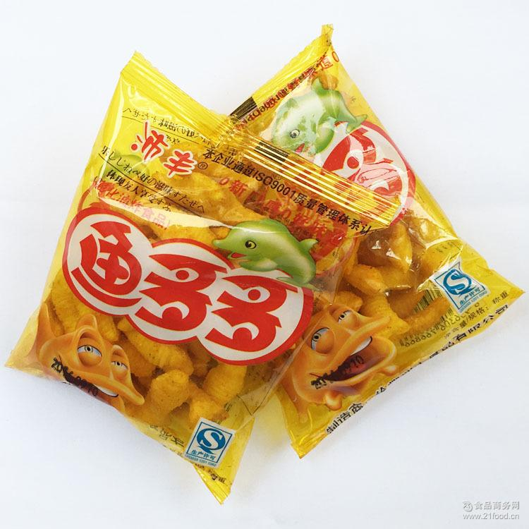 沛丰鱼多多饼干 独立小包装儿童 休闲零食 整箱7斤图片