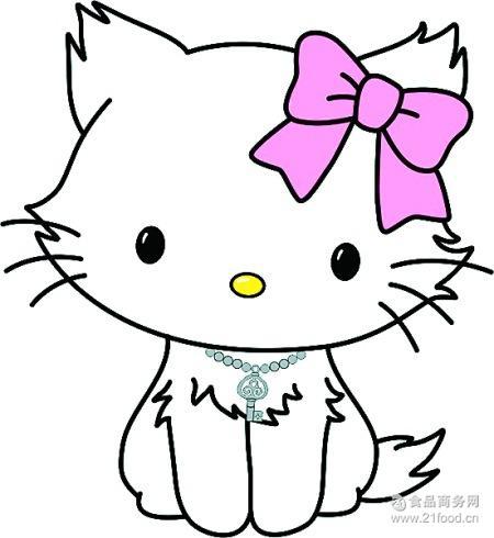 创意儿童休闲糖果零食批发 百利佳牌凯蒂猫音乐手机玩具糖8g