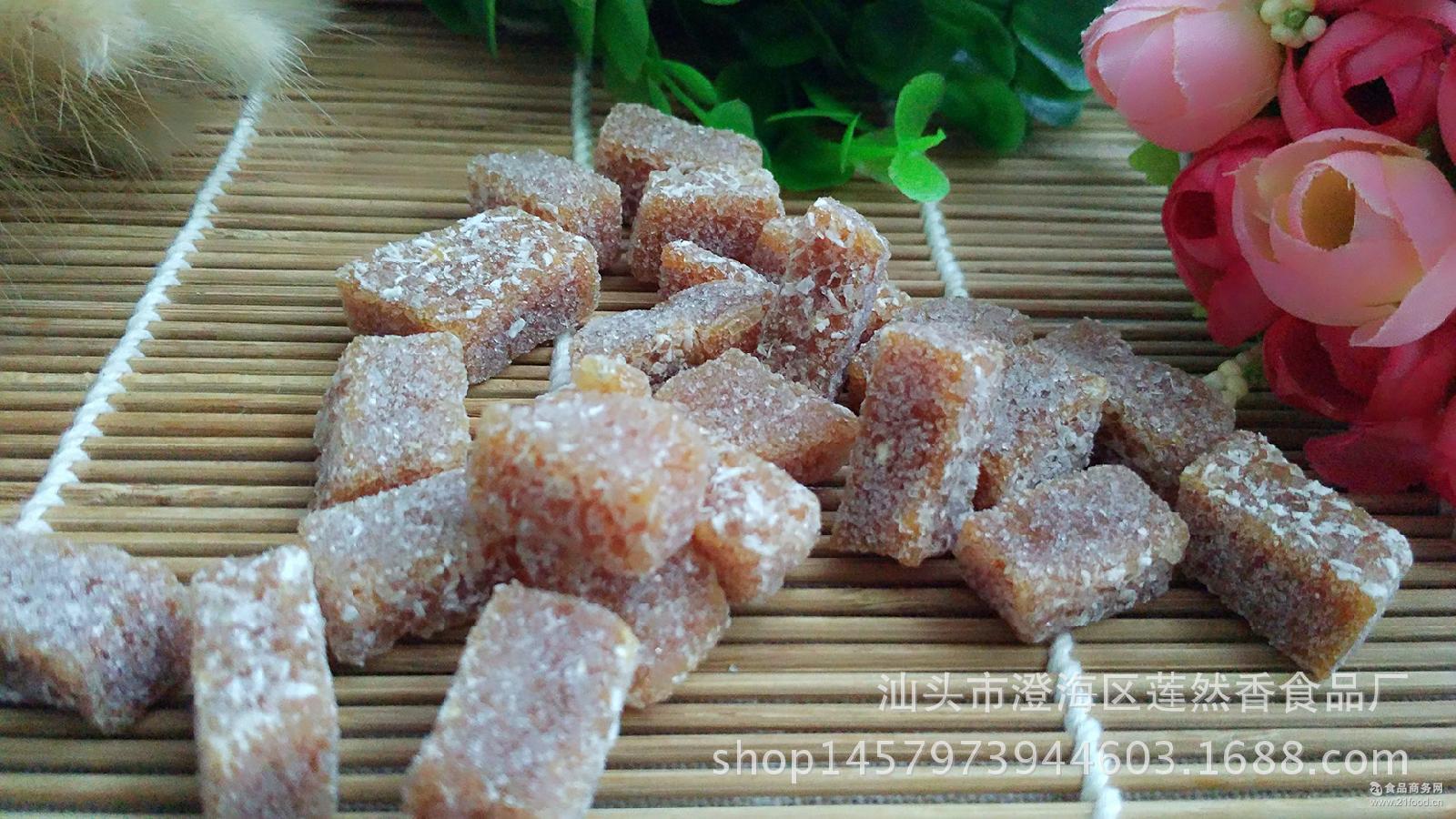 食品类 休闲食品 糖果 > 纯手工制作姜汁软糖 休闲食品 加辣价格