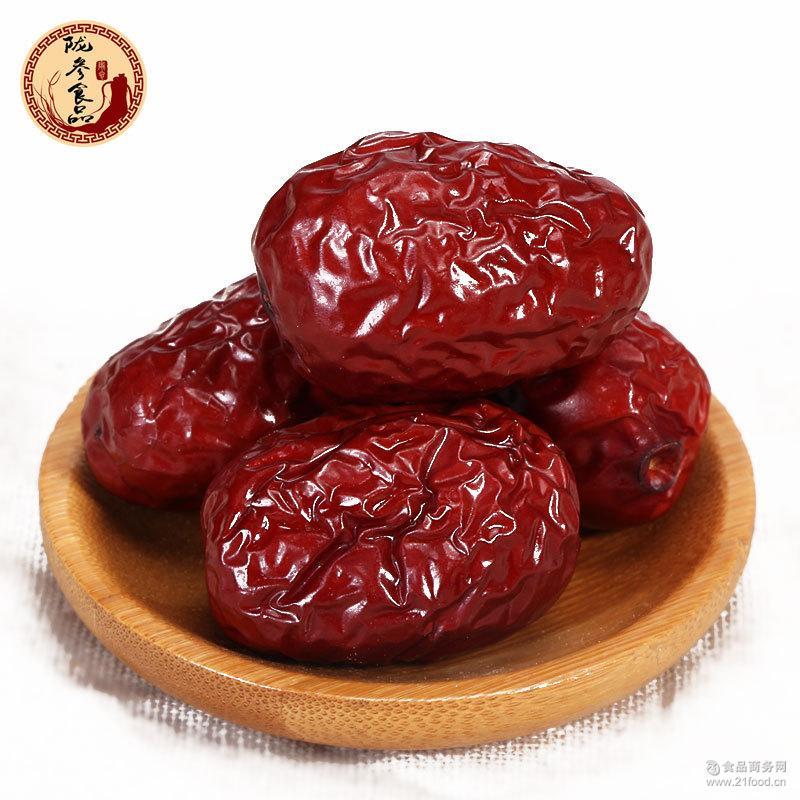 新疆若羌特级红枣即食散装直销每袋装500g
