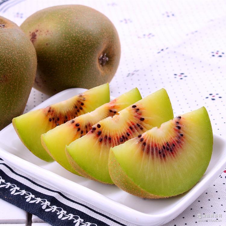 现货 24个装大果 新鲜奇异果 四川蒲江红心猕猴桃 批发一件代发