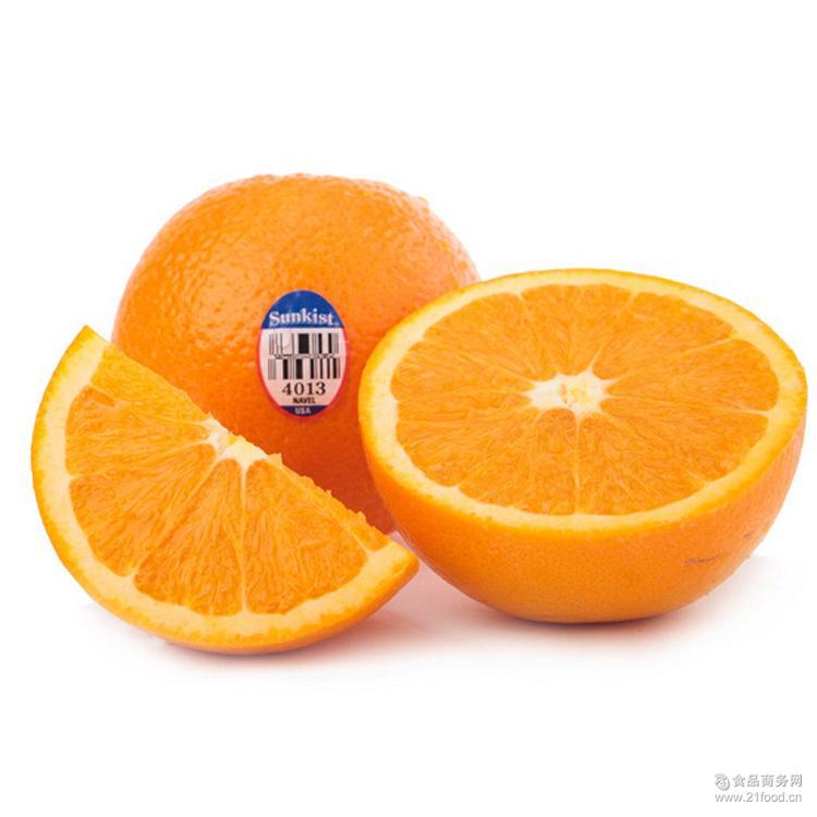 甜橙批发 美国新奇士进口橙子脐橙 进口新鲜孕妇水果批发