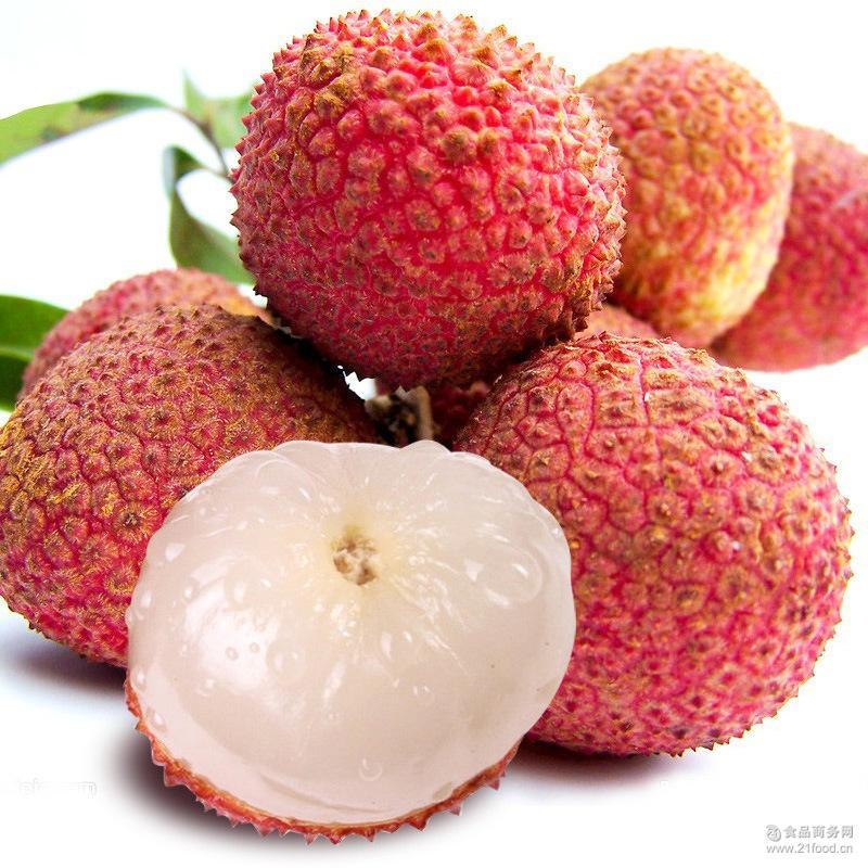 一件代发 白糖罂 新鲜水果 肉厚核小 广西5斤鲜妃子笑荔枝