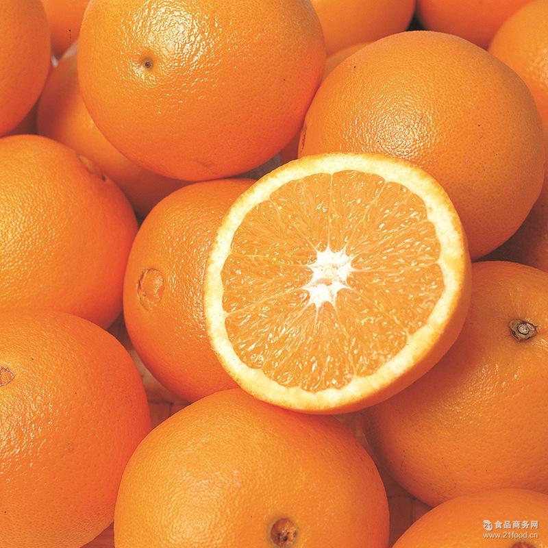 批发南脐橙 新鲜水果甜橙无公害绿色不打蜡橙子 皮薄多汁水果