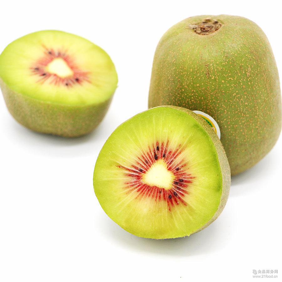 一级优大果24个装 包邮 批发代发 预售蒲江红心猕猴桃 新鲜奇异果