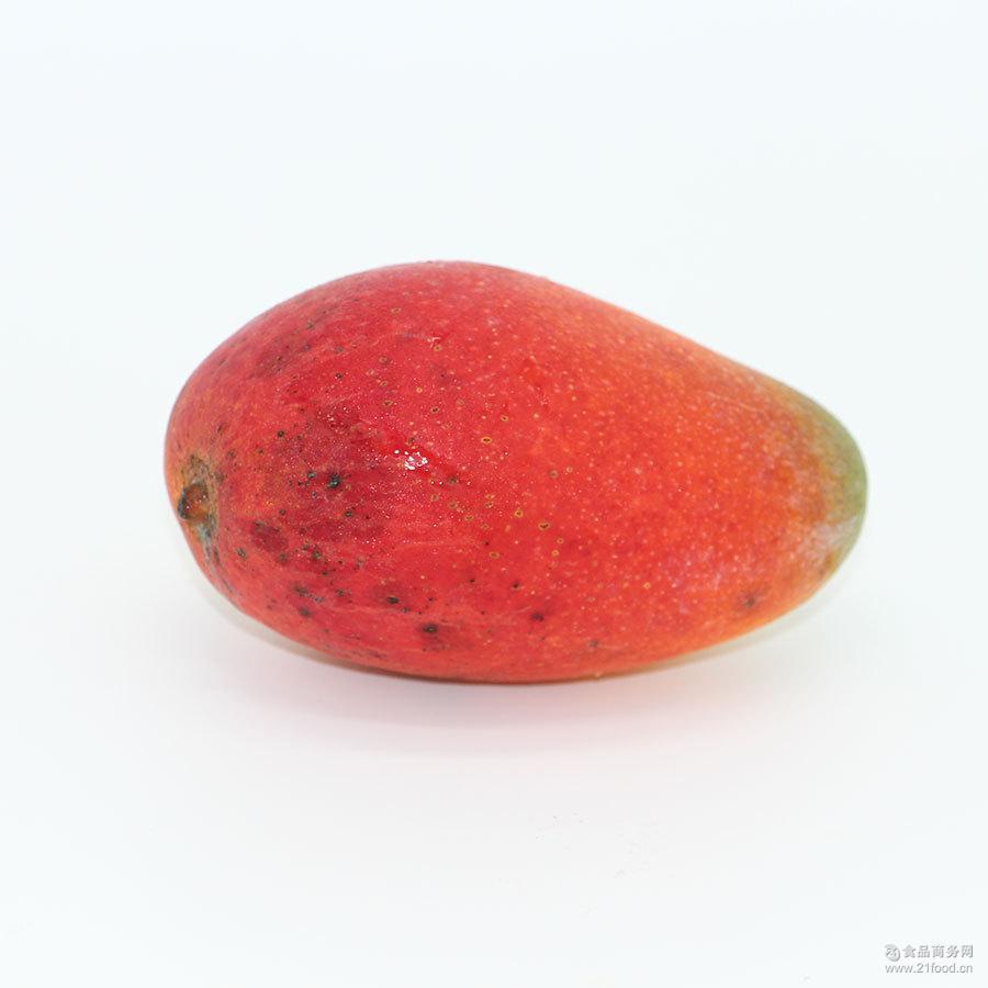 热带时令红金龙 海南中贵妃芒 非树上熟包邮水果 新鲜现摘 5斤装