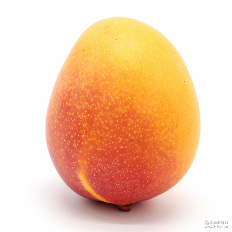 5斤装澳芒 批发代发 新鲜现摘 海南三亚芒果 热带应季水果包邮图片