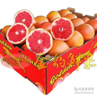 2天内发货 南非进口红宝石西柚 外贸货源葡萄柚红肉西柚批发供应