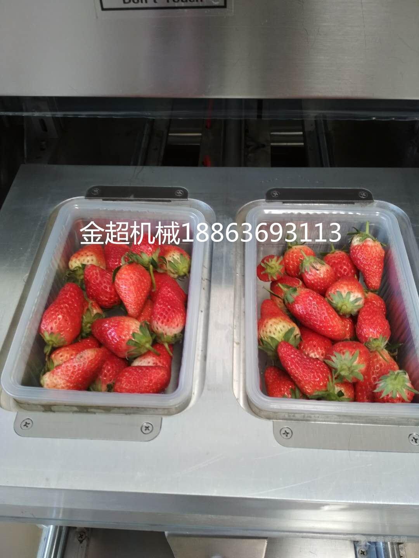 蔬菜水果盒装气调包装机
