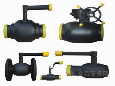 进口 碳钢焊接球阀