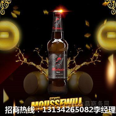 啤酒招商/简装啤酒批发/慕斯威尔啤酒