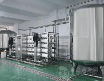 反渗透纯净水处理设备