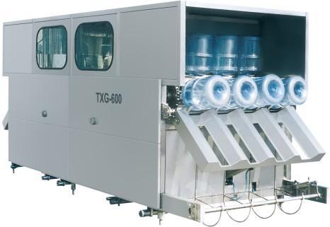 五加仑桶装水生产线设备