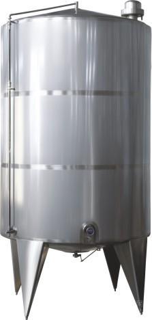 不锈钢冷热缸保温罐