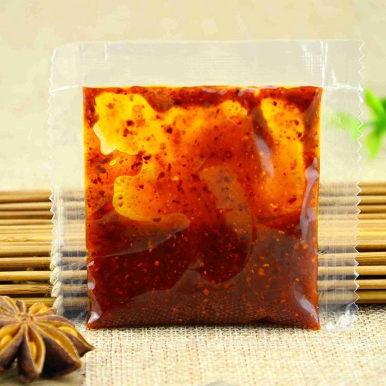 即食海蜇头 海蜇丝 调料包 调味品厂家批发定制