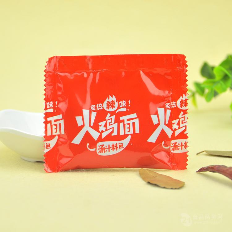 韩式火鸡面酱 超辣火鸡面酱包 火鸡面调味料厂家直供