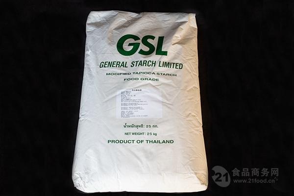 木薯变性淀粉 磷酸酯双淀粉 食品级 增稠剂 福建省内两包包邮