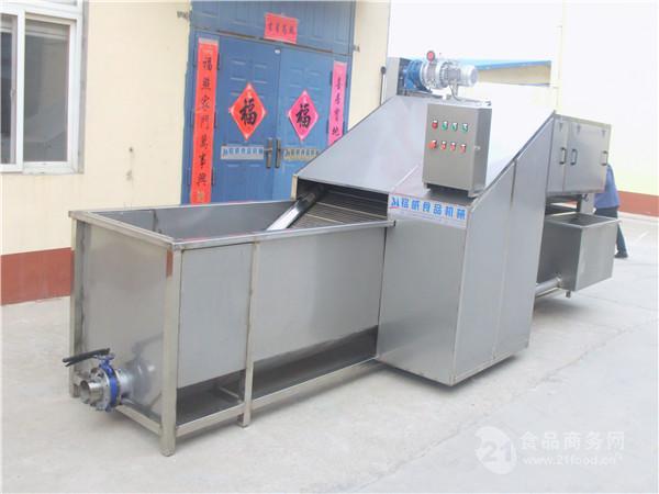山东大姜清洗机 全自动洗姜机厂家