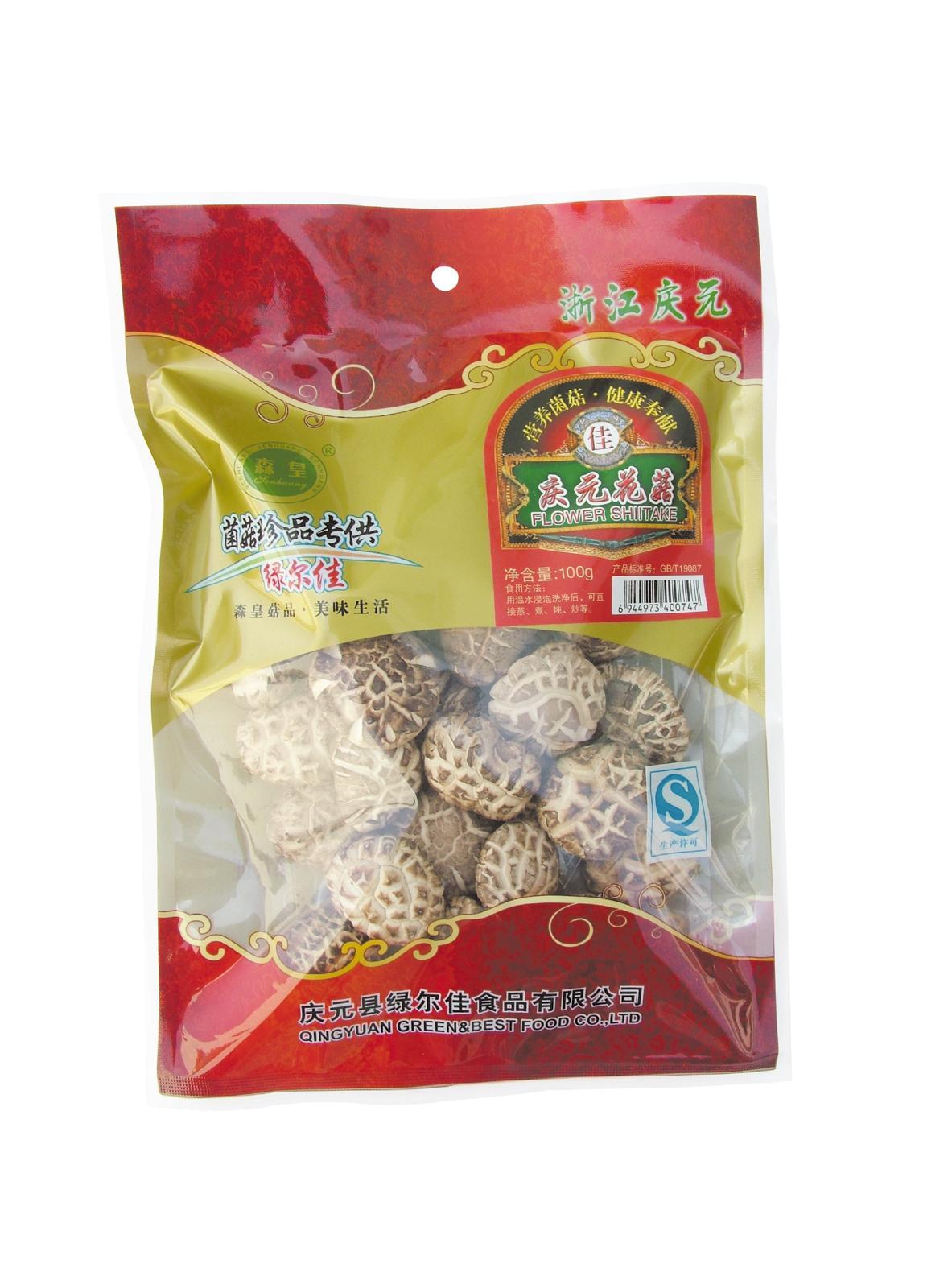 白花菇小包装