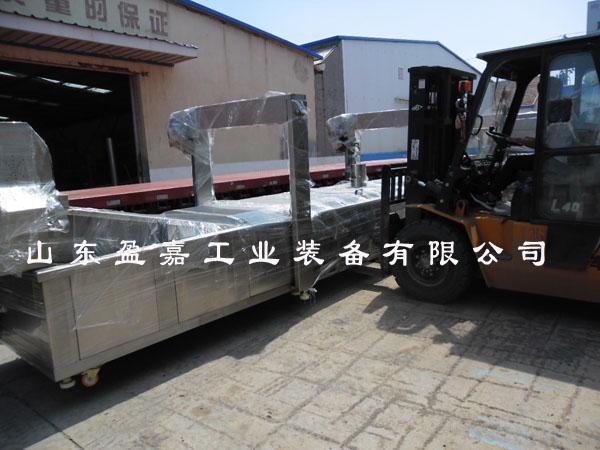 杭州高低温油豆腐油炸机
