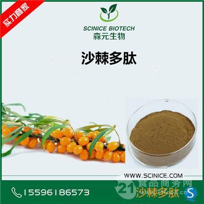 沙棘多肽 10%-98%  沙棘肽粉 厂家直销