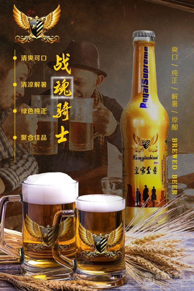 ktv小支24瓶装高档啤酒代理加盟乌海