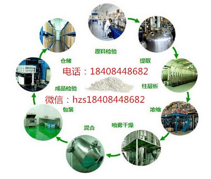 高粘度 食品级 增稠剂 瓜尔豆胶 含量99%  固原浩宇 现货供应